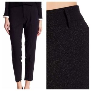 ABS Black Cropped Black Pant💥sale price firm